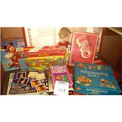 12 VINTAGE KIDS GAMES