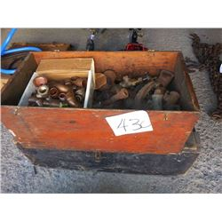ASSORTED COPPER PIPE FITTINGS