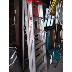 PAIR OF WERNER STEP LADDERS
