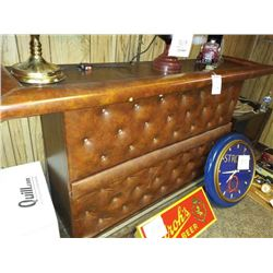 VINTAGE HOME COCKTAIL BAR GOOD CONDITION