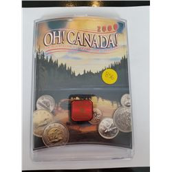2000 OH! CANADA UNCIRCULATED COIN SET