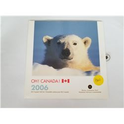2006P ? MULTI-PLY NICKEL PLATED OH! CANADA GIFT SET