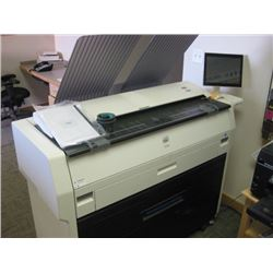 KIP 7170 WIDE FORMAT PRINTER