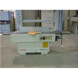 YEAR 2005 SCM F 410 NOVA SURFACE THICKNESS PLANER F1-F2-F410-F520NOVA 3PH