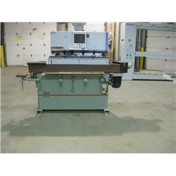 YEAR 2001 DOUCET MACHINERIES PROGRESS PMC-152 EDGE SANDER 3PH