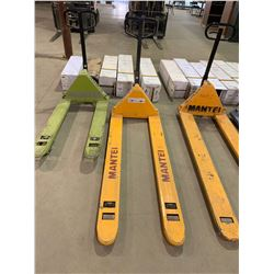 YELLOW 6FT PALLET JACK