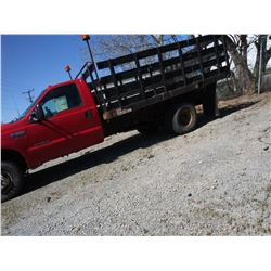 FORD F-350 SUPER DUTY W GREAT LAKES  STAKE BED