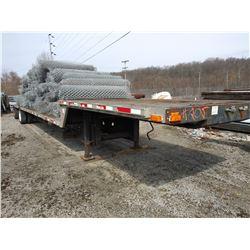 TRANSCRAFT DLT-2000 SUPER BEAM DROP DECK TRAILER