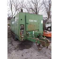 SULLAIR 1300HQ TRAILER COMPRESSOR /CONDITION :GOOD