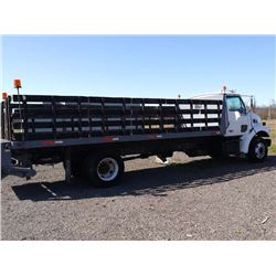 1999 STERLING MODEL L7501 TRUCK w FLAT / STAKE BED LOW MILES