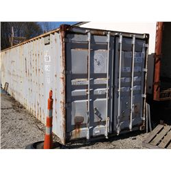 40 STANDARD OCEAN FREIGHT CONTAINER