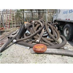 HUGE LOT OF ASST SIZED HOSE
