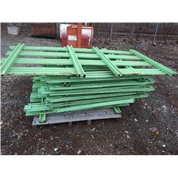 STAKE BED PANELS FOR FLAT BED TRUCK