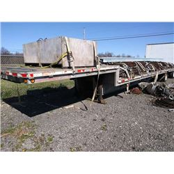 FEATHERLITE 1995 DROP DECK TRAILER