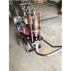 Greco Small Paint Pump with Honda Motor