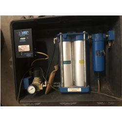 MST COMPRESSED BREATHING AIR PURIFIER MODEL 5700/ WORKS
