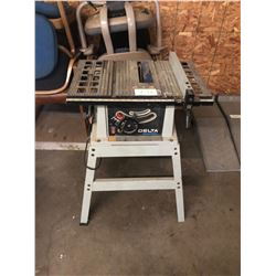 DELTA SHOPMASTER TABLE SAW