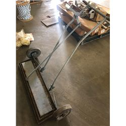PUSH TYPE MAGNETIC SWEEPER