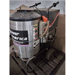 POWER AMERICA CLEANING SYSTEM