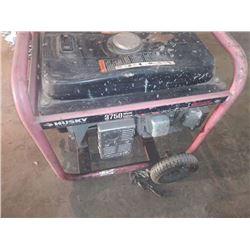 HUSKY 3750 WATT PORTABLE GENERATOR