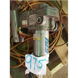 GREAT PLAINS INDUSTRIES ELECTRIC FUEL TRANSFER PUMP