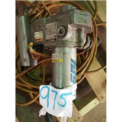 GREAT PLAINS INDUSTRIES ELECTRIC FUEL TRANSFER PUMP