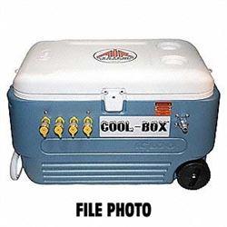 COOL BOX PERSONAL COOLING UNIT