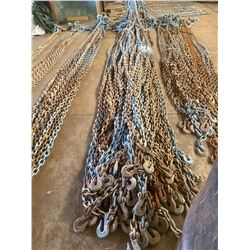 12 FT. LENGTH CHAIN W/ HOOKS