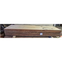 PLYWOOD 4 X 8 FT X 3/4 IN. / 14 SHEETS