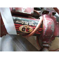 FUEL TRANSFER PUMP SERIES FR4210D - 12 V, 20 GPM