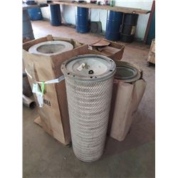 NEW DUST COLLECTOR FILTERS