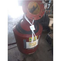 DUST COLLECTOR CYCLONE PART