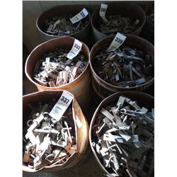 DECK CLIPS, 3330 PCS