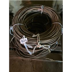 "IN WH / 5/8"" Wire Cable galvanized"
