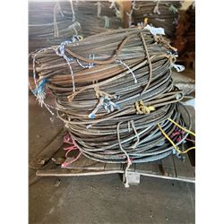 "IN WH / 1/2"" and 9/16"" wire cable"