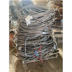 "IN WH / 3/8"" galvanized wire cable"