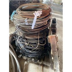 "IN WH / 1/2"" wire cable"