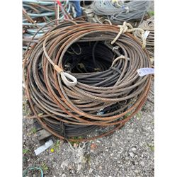 "5/8"" Wire cable"