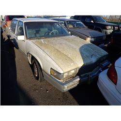 1989 Cadillac deVille