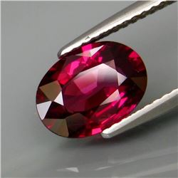 Natural Cherry Pink Rhodolite Garnet 2.45 Ct