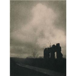 FRANCE, 1918 BROMIDE  FRED. R. ARCHER