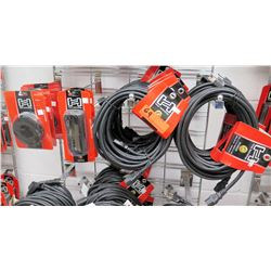 Multiple Misc Hose Technology Power & CD Connect Cables, Dual to TS, Astro Grips etc