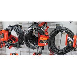 Multiple Misc Hose Technology Power IEC C13 to Nema 5-15P, etc