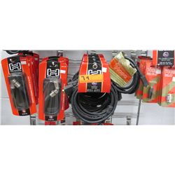 Multiple Misc Hose Technology Hosa Video VGA Cables, Adapters & Couplers