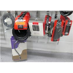 Multiple Misc Hose Technology, Newmark & Magnetics HDMI Cables, Adapters, etc