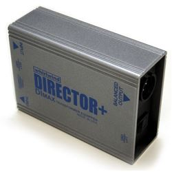 Whirlwind Director+ DI Max Transformer Equipped Premium Direct Box