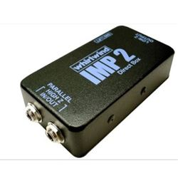 Whirlwind IMP2 1 Channel Passive Instrument Direct Box