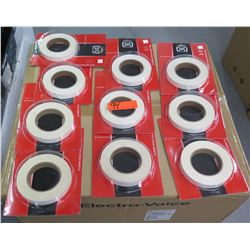 Qty 10 Hose Technology Scribble Strip Console Tape Rolls