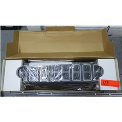 Elation Professional Light CoPilot LC-8SP Compact 8 Channel Power Pack