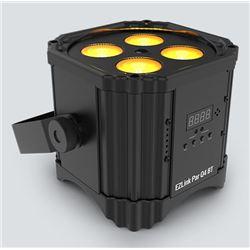 Chauvet DJ EZ Link Par Q4 BT 4 Color Bluetooth Lighting System